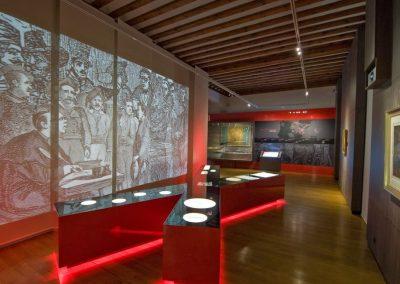 Textos expositivos del Museo del Cante de Las Minas